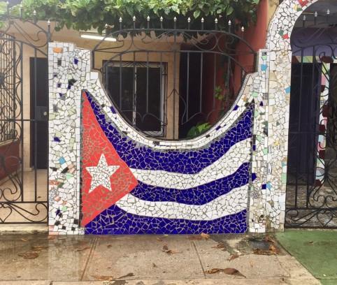 Cuba Flag - Copy