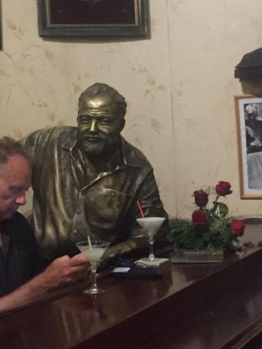 Hemingway & his Drink