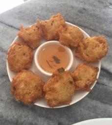 Fried Malanga
